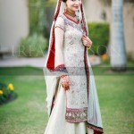 Bridal outfits in pakistan 2013