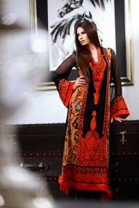 Embroidered party dresses 2013