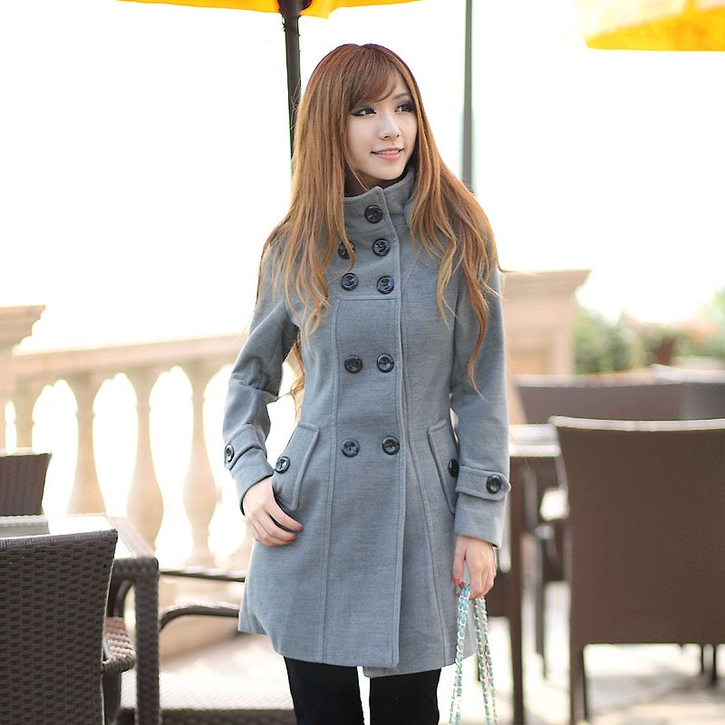 Stylish winter clothes for women