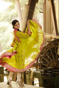 Frock designs for wedding functions