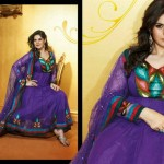 Indain embroidered dresses 2013