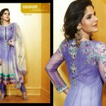 Indian Anarkali frocks 2012-2013