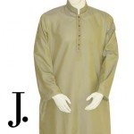 branded pakistani kurta designs by Junaid Jamshaid. Latest JJ kurta shalwar collection 2013.