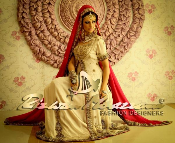 Bridal frock trends in Pakistan
