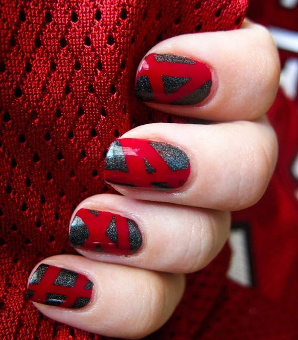 New Fashion Arrivals New Indian Nail Polish Design For Women