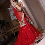 bridal wedding lehnga dress