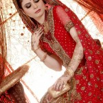 Open long shirt bridal dresses 2013