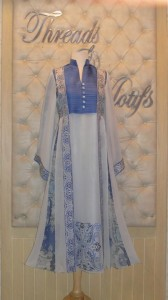 Pakistani branded semi-formal dresses