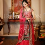 Pakistani dress designs for brides