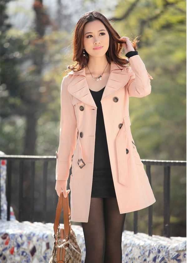 Trench coat Women