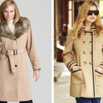 Ladies woolen long coats