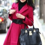 long coat fashion trends 2012