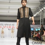 Black kurta designs for men in Pakistan