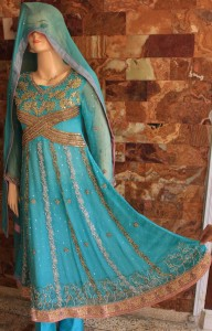 Pakistani frock designs