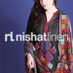 dresses with graphic prints in pakistan