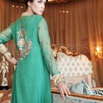 Branded green dress by nimsay
