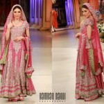 Bridal dress by nomi ansari for walima