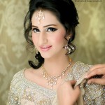 Bridal makeup for walima