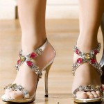 Bridal shoes latest