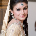 Bridal walima makeup