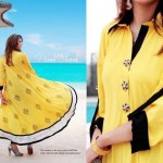 Latest trends in casual dresses in Pakistan – Casual dress designs 2013