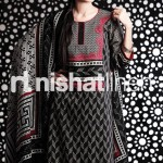 graphic prints by Nishat Linen