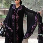 Fancy abaya designs 2013 designs