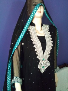 Fancy pakistani dress