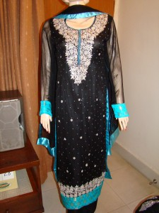 Fancy pakistani dresses