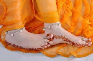 Feet mehndi pattrens - Beautiful Mehndi Designs