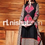 Graphic prints by nishaat linen