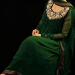 Green party dresses 2013