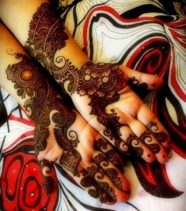 Heena designs for girls