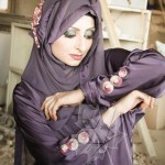 latest abaya designs 2013 - jilbab trends