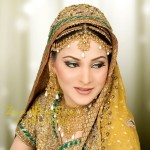 Images of bridal walima makeup