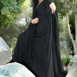 Latest abaya trends 2013
