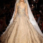 Latest designs of wedding gowns