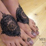 Latest trends in bridal mehndi
