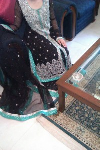 Lehnga for walima