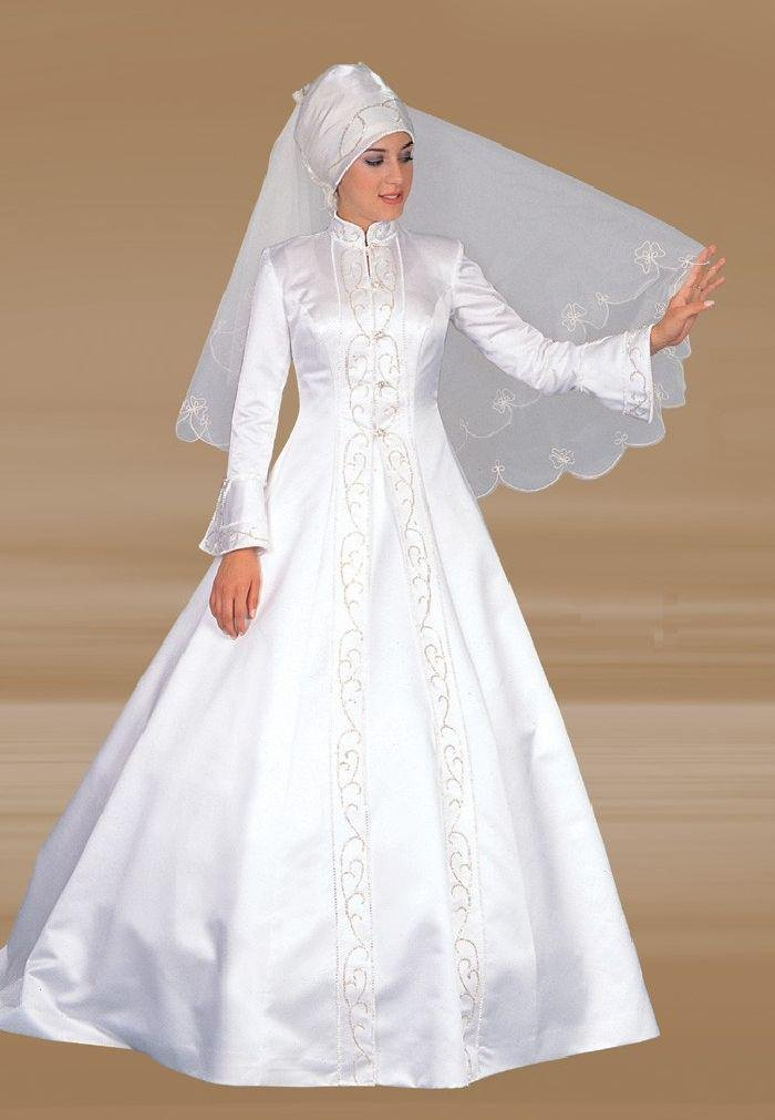 Image Result For Muslim Wedding Dress