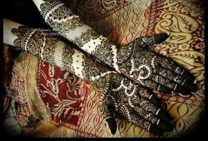 New mehandi designs 2013