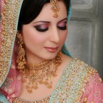 New trends in bridal makeup
