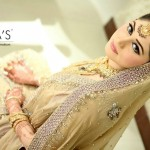 Pakistani bride makeup looks