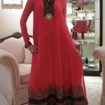 Pakistani embroidered dress designs