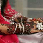 New Bridal mehndi designs in 2013 for hands and feet
