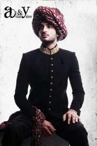 Sherwani designs by Arsalan and yahseer