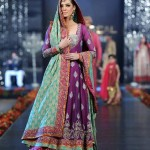 Walima dresses for pakistani bride