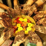 Wedding heena designs for girls