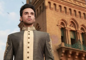 designers sherwani by A and s