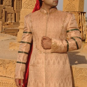 fancy groom sherwani by j.
